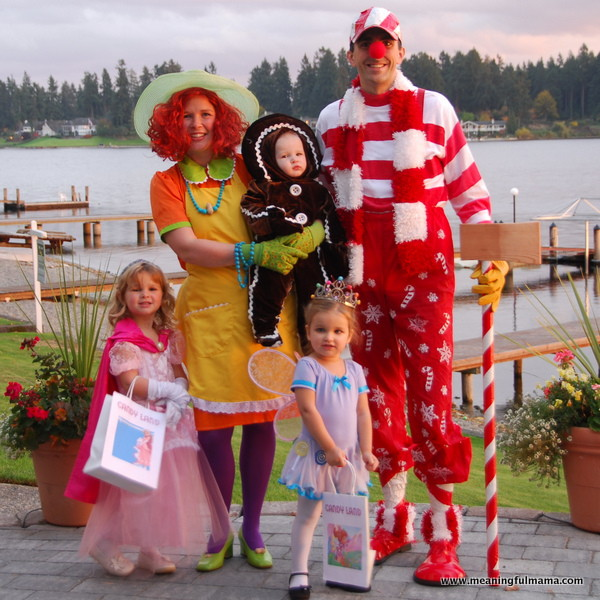 handmade family halloween costumes