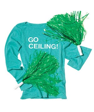 Celling fan costume