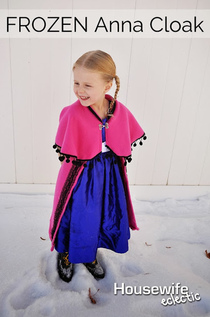 DIY Frozen Costumes