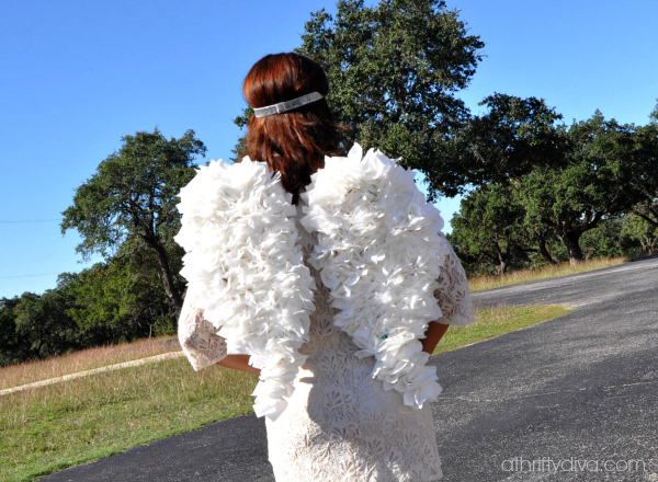 DIY Angel Wings Costume