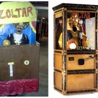 DIY Zoltar costume