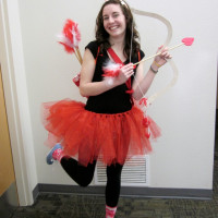 DIY Cupid costume