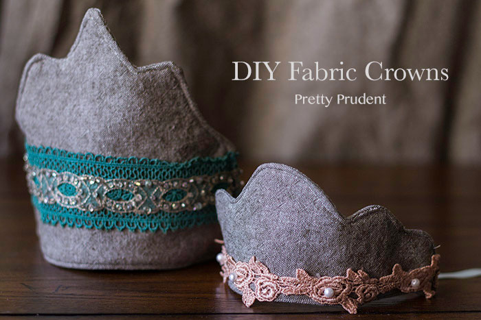 Handmade crowns