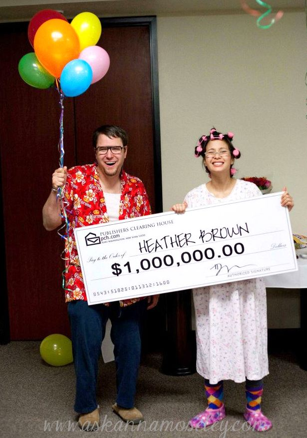 Publishers Clearing House Costume