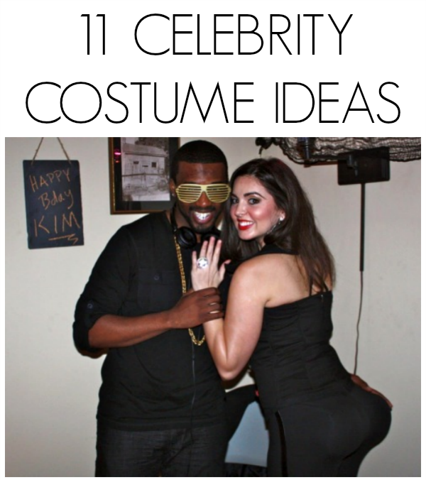 celebrity halloween costume ideas